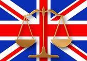 British legal symbol
