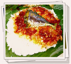 Nasi Lemak a Meal for Anytime of the Day