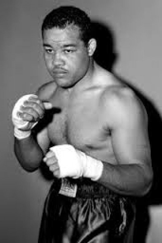 The Brown Bomber Joe Louis wrestled at the end of his career but in boxing he was a legend who holds the record for most defenses of a title with 25 defenses of the heavyweight championship.