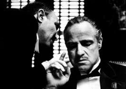 Marlon Brando starred in The Godfather and a slew of other great flicks.