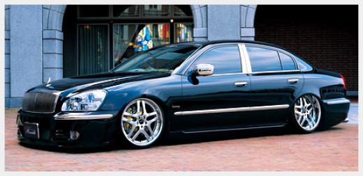 The History of VIP Styled Cars