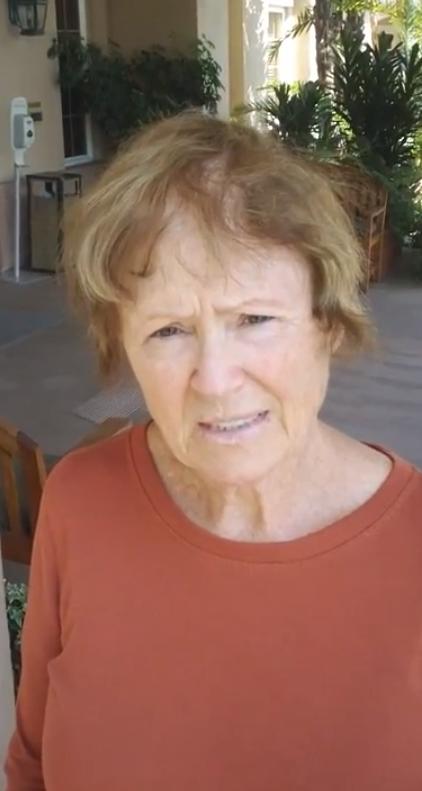 Dan's mom