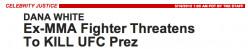 Fact not fiction, Dan Quinn style: a real life conspiracy involving Dan, TMZ and UFC prez Dana White