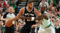 Who's the better NBA forward, Tim Duncan or Kevin Garnett?