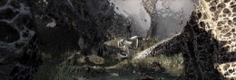 Metro Last Light - hunting aliens and surviving in the metro underground in a post apocalyptic Earth