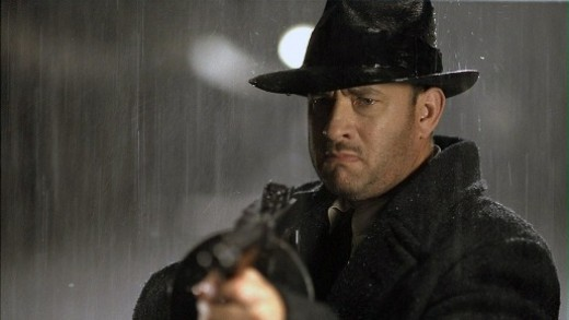 Michael Sullivan (Tom Hanks) © Dreamworks/20th Century Fox