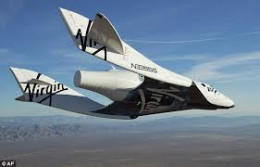 Private space planes means that the public is not invited, this means you!