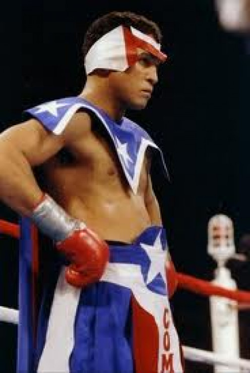 Hector Macho Camacho had more appearances with wild attire than any other boxer ever. R.I.P. It's Macho Time!