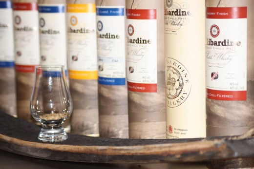 Decsions, decisions. Which Tullibardine Whisky would you choose for a cocktail?