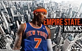 Newyork Knicks Carmelo Anthony