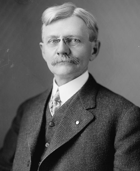 Like many of his predecessors, and successors, Thomas R. Marshall found the vice presidency frustrating.