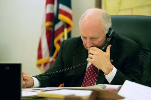 Dick Cheney was a very powerful vice president.