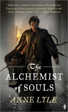 Alchemist of Souls - Book One of the Series