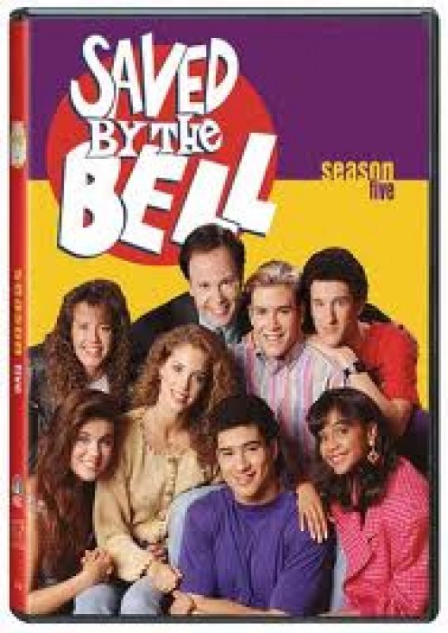 Saved by the Bell was a very popular high school show in the 1990's.