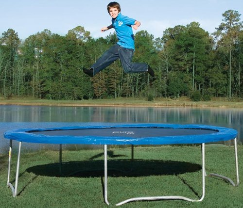14 Foot Pure Fun Trampoline