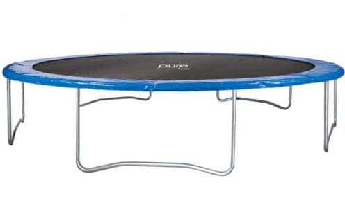 12 Ft Pure Fun Trampoline - Assembly Made Easy