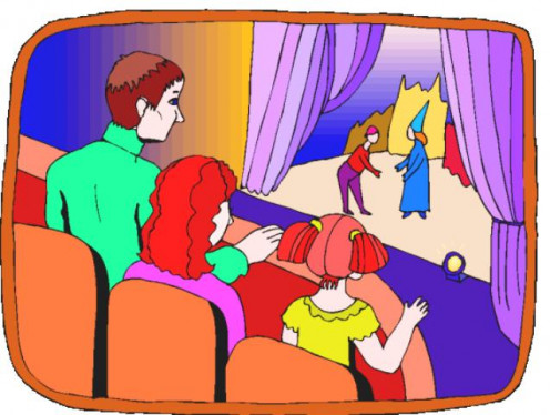 Live Theatre Etiquette is Different from Movie Theater Etiquette. It's Important to Know the Difference When Teaching Your Children.