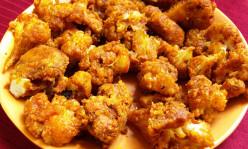 Gobhi Pakora: Cauliflower Pakora