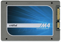 Crucial m4 64GB 2.5-Inch (9.5mm) SATA 6Gb/s Solid State Drive