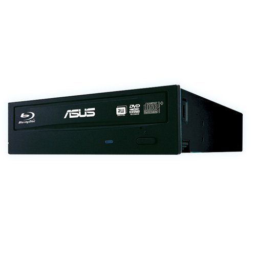 ASUS BW-12B1ST/BLK/G/AS 12X Blu-ray Internal Burner Drive with Disc Encryption