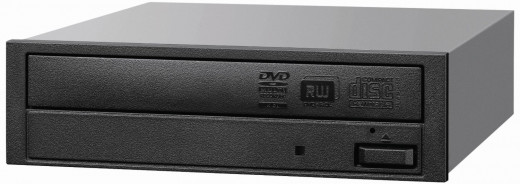 Sony 24X SATA Internal DVD+/-RW Drive