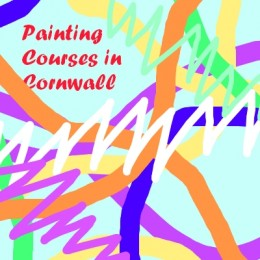 Painting Holidays in Cornwall.  Oil painting and watercolour painting courses - and a variety of other media.