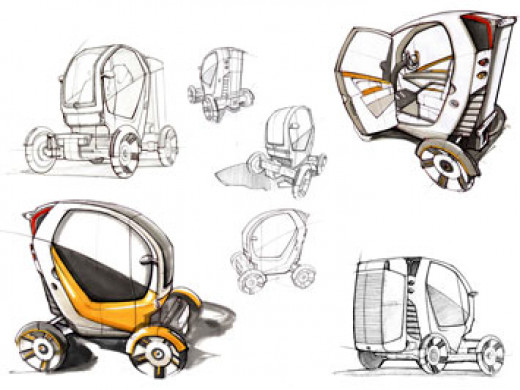 CarGo Concept by Adam Schacter