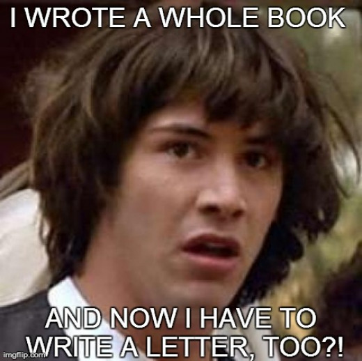 Yes, Keanu, you have to write a query...