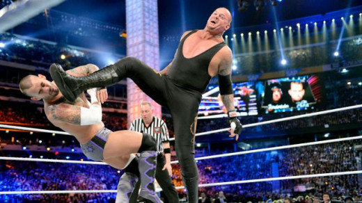 Undertaker and CM Punk stole the show in Wrestlemania 29's best match.