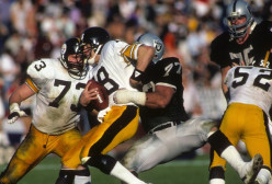 Greatest Sports Rivalries:  Pittsburgh Steelers vs. Oakland Raiders