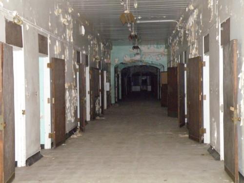 Hallway Fourth Floor