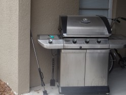 "The ""Grill "" of His Dreams....."