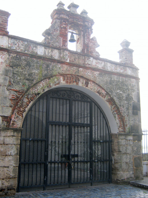 Capilla del Cristo, San Juan, PR