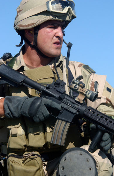 Current, real-life examples of those who are Dauntless include Marines, Army Rangers and the Navy SEAL team.