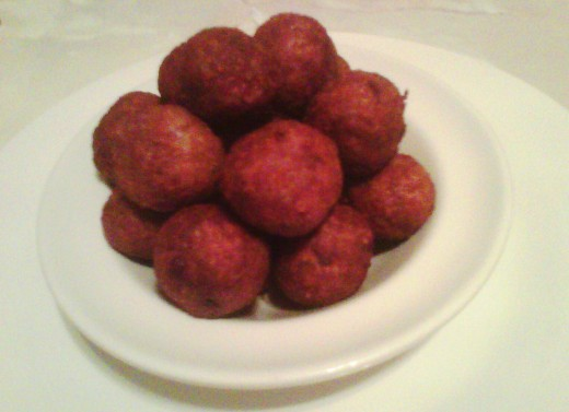 Keftedes - Greek Meatballs!
