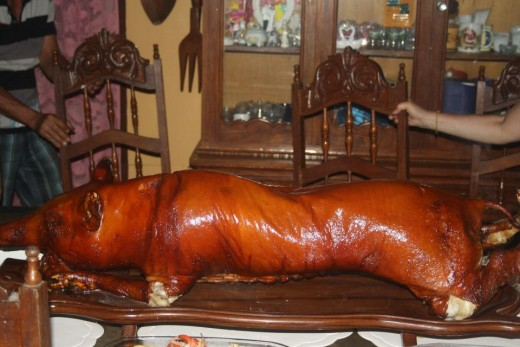 Lechon - Filipino Food