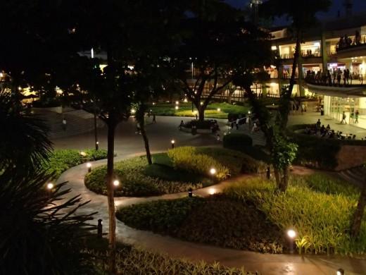 Ayala Shopping Mall, Cebu, Philippines