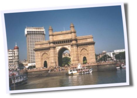 Gateway Of India @ (Mumbai)