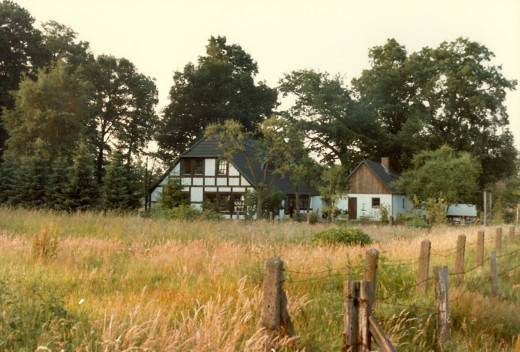 German Farmhouse