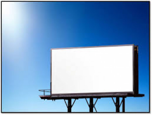 Billboards are expensive but they are also one of the best ways to constantly get your company's name and message out to a large audience.