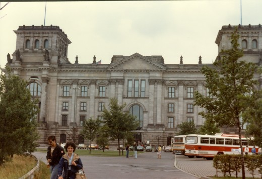 West Berlin Parliament