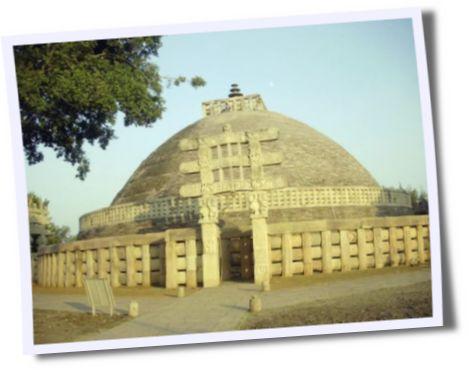 Sanchi Stupa @ Madhyapradesh