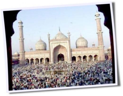 Jama Masjid @ Delhi