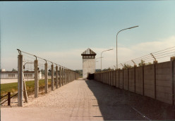 My Adventures Touring Europe in 1982 (8) Dachau
