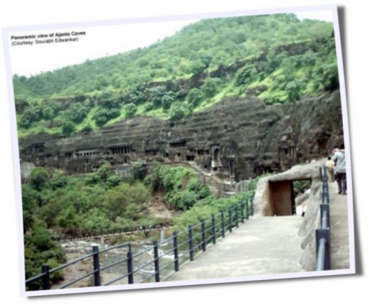 Bridge of Ajanta @ Maharashtra