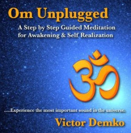 Om Unplugged: A Step by Step Guided Meditation for Awakening and Self Realization
