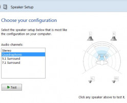 My experience in attempting to set up 4.0 Sound on  Microsoft Windows and Realtek integrated sound
