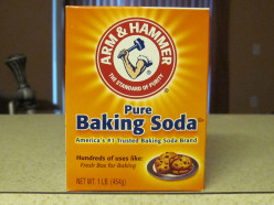 How A Small Box of Baking Soda Will Clean Your Bathroom For Less Than A Dollar