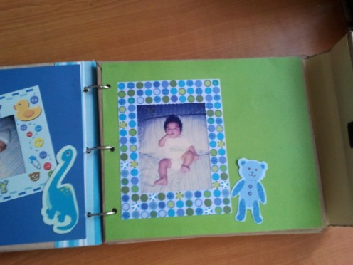 PAGE 2 Baby's second month