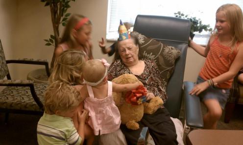 Grandmas 99th Birthday